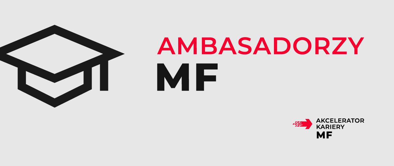 Zostań Ambasadorem Ministerstwa Finansów