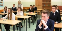 2017-05-04 Matura z jêzyka polskiego w Akademickim Liceum Ogólnokszta³c±cym