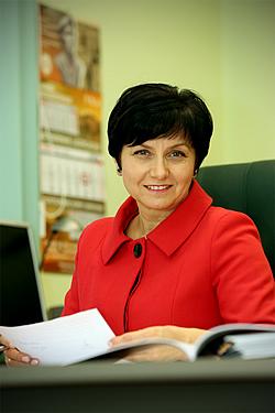 Prorekto, Helena Babiuch, PWSZ Legnica