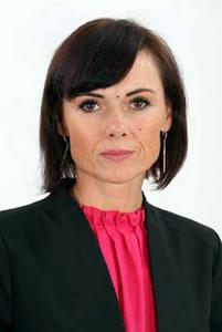 Prorektor, dr Monika Wierzbicka, PWSZ Legnica