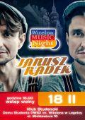 Janusz Radek, Witelon Music Night, PWSZ im Witelona w Legnicy