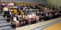 2013-04-26 Uroczyste pożegnanie klasy maturalnej w Akademickim Liceum Ogólnokształcacym w Legnicy