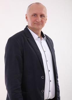 Kanclerz mgr Robert Burba