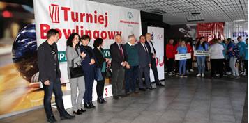 2019-11-28  VII Bowlingowy Turniej- Olimpiady Specjalne