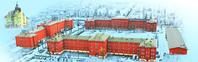 budynek PWSZ im. Witelona w Legnicy